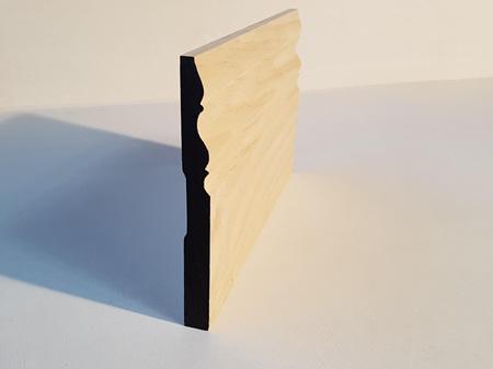 Earthen Radiata Interior Replica Skirting 180x18mm