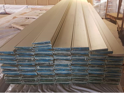 Radiata Pre-Primed Horizontal Cladding 140x21mm
