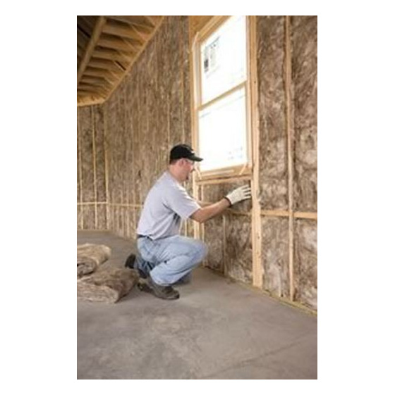 No Insulation In Walls : Earthwool glasswool acoustic wall insulation mm east