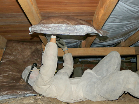 Earthwool® Glasswool  R1.5 Quilted Underfloor insulation - 470mm wide