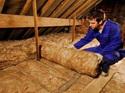 Earthwool® Glasswool R3.3 ceiling segment - 10.5m2