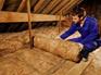 Earthwool® Glasswool R3.2 ceiling blanket -9.6m2