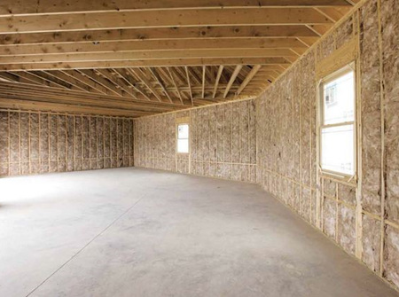 Earthwool® Glasswool R4.1 wall segment - 140mm thick - 6.1m2