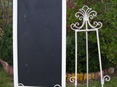Easels Cream Wrought Iron