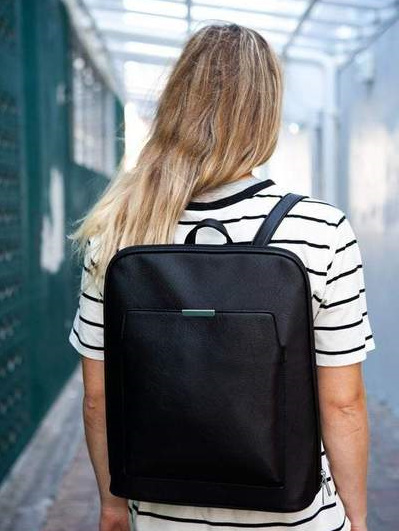 Eastboure Simplify your Life Backpack Blk