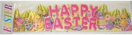 Easter banner 19cm x 79cm