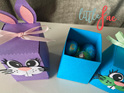 Easter Egg Bunny Boxes