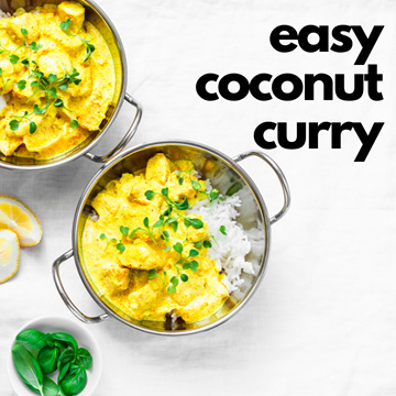 Easy Curry Supper