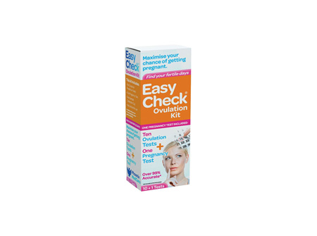 EASYCHECK Ovulation Kit 11pk