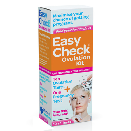 EasyCheck Ovulation Kit