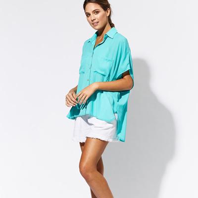 Eb & Ive - El Pocito Shirt - Cozumel