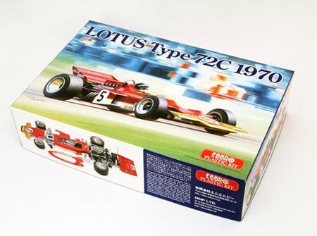 Ebbro 1/20 Tam Lotus type 72C (1970) (EBB5800)