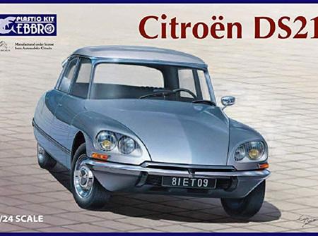 Ebbro 1/24 Citroen DS21 (EBB25009)
