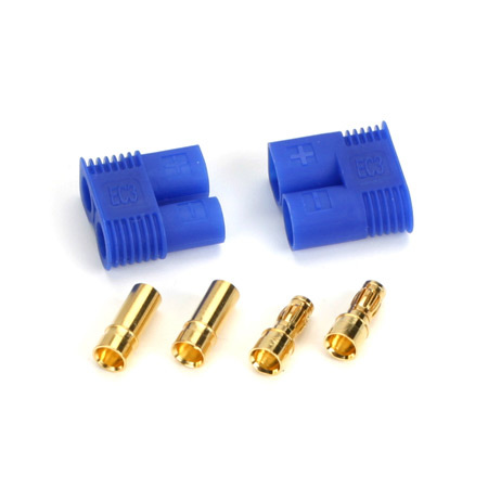 EC3 Connector Male & Female 2 Pairs