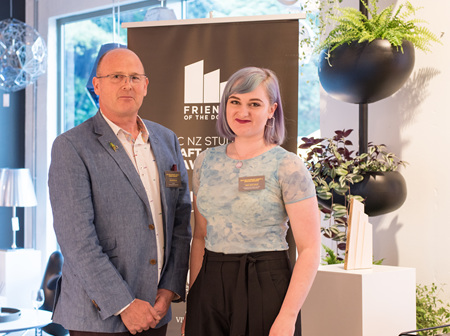 ECC NZ Student Design/Craft Awards Winners