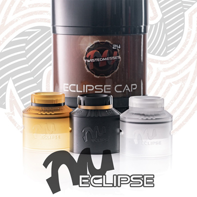 Eclipse Cap for TM24 and TM24 Pro-Series