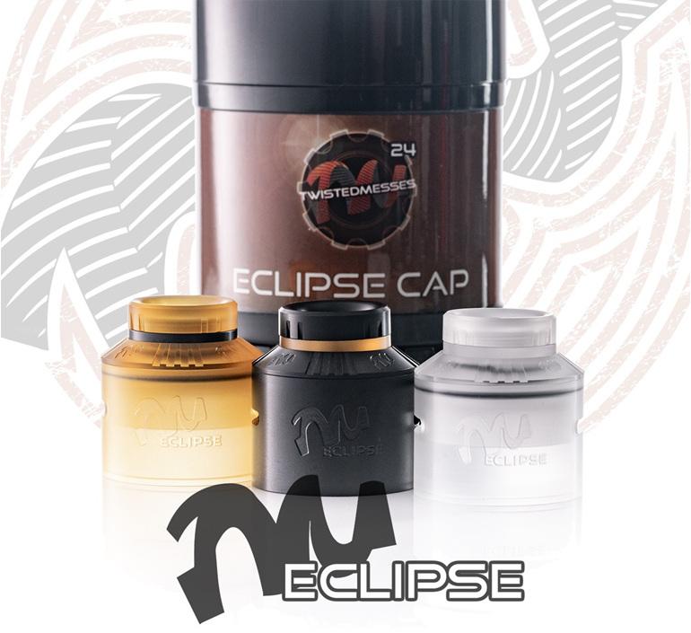 Eclipse Cap for TM24 and TM24 Pro-Series