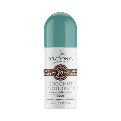 Eco by Sonya Coconut Deodorant 60ml