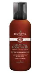 Eco Tan Certified Organic Foaming Body Wash 375ml