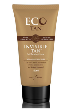 Eco Tan Certified Organic Invisible Tan 150ml