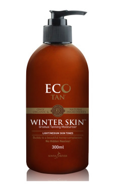 Eco Tan Certified Organic Winter Skin 300ml