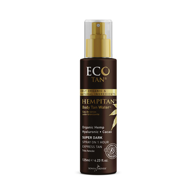 Eco Tan Hempitan 1 Hour Dark Express Tan Spray