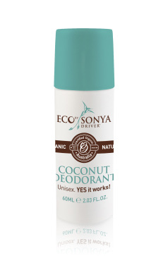 Eco Tan Roll On Coconut Deodorant 60ml