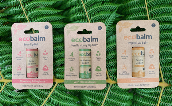 Ecobalm - 3x Flavour Pack