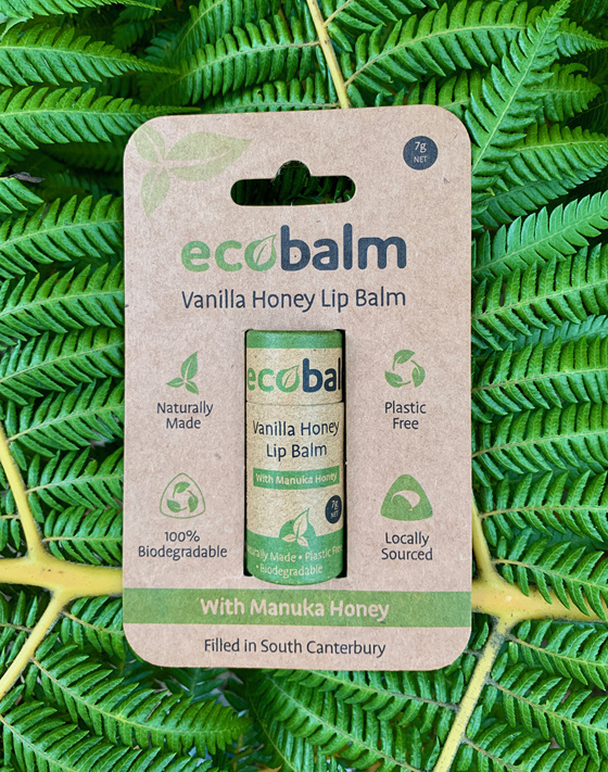 Ecobalm - Vanilla Honey