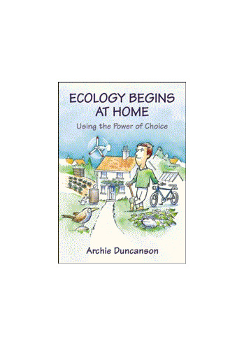 Ecology Begins at Home