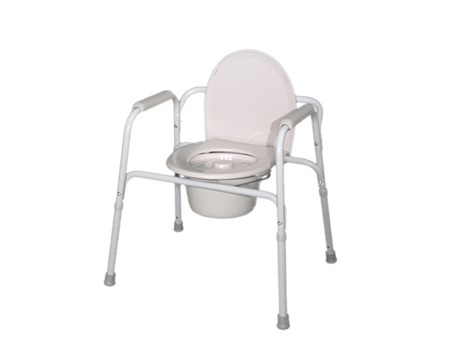 Economy 3 in 1 Bedside Commode