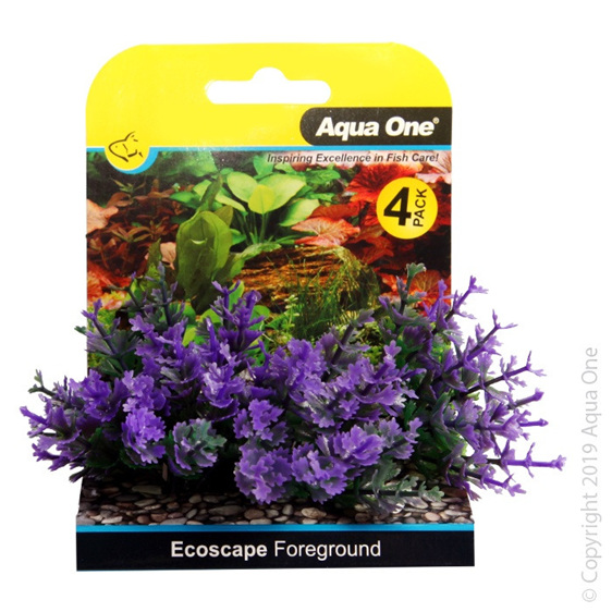 Ecoscape Foreground 4 Pack