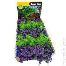 Ecoscape Foreground - Catspaw Purple & Ambulia Green
