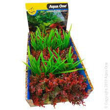 Ecoscape Foreground - Catspaw Red & Lilaeopsis Green Mix