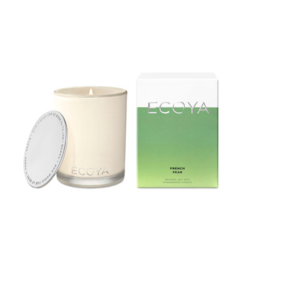 Ecoya Candle French Pear Madison Jar