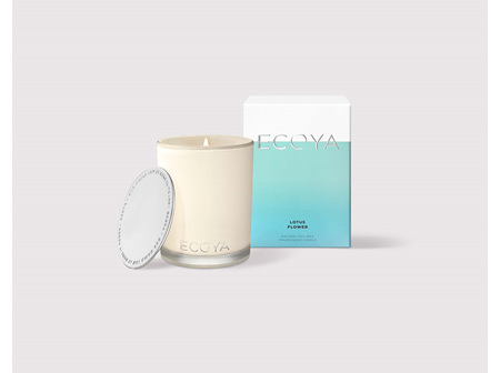 Ecoya Candle Lotus Flower 400G
