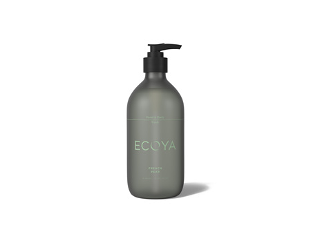 Ecoya Collection.French Pear HAND & BODY WASH 450mL/15.2FL.OZ.US