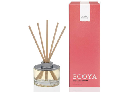 Ecoya Collection.Guava & Lychee Sorbet Diffuser 200mL/6.8fl.oz