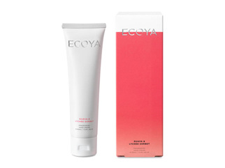 Ecoya Collection.Guava & Lychee Sorbet Hand Cream 100mL/3.4FL.OZ.US