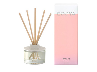 Ecoya Collection.Sweet Pea & Jasmine Diffuser 200mL/6.8fl.oz
