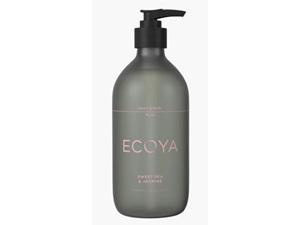 Ecoya Collection.Sweet Pea & Jasmine HAND & BODY WASH 450mL/15.2FL.OZ.US