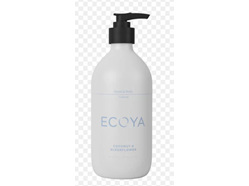 Ecoya Core Collection.Coconut & Elderflower HAND & BODY LOTION 450mL/15.2FL.OZ.US