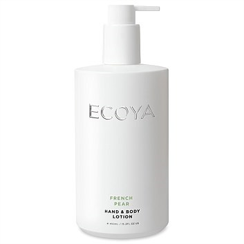 ECOYA HAND AND BODY LOTION