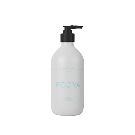 ECOYA HAND AND BODY LOTION LOTUS FLOWER