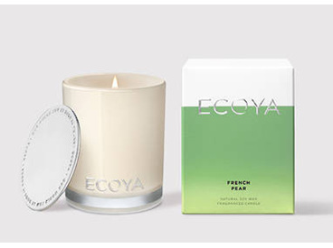 Ecoya Mini Candle French Pear 80G