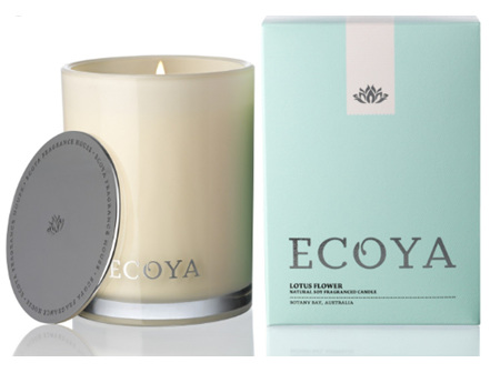 Ecoya Mini Candle Lotus Flower 80G