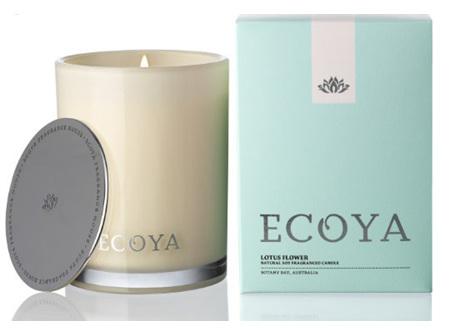Ecoya Mini Candle Lotus Flower 80G
