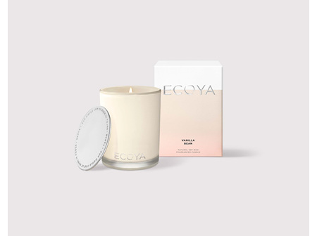 Ecoya Mini Candle Vanilla Bean 80G