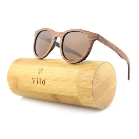 Eden Wooden Sunglasses
