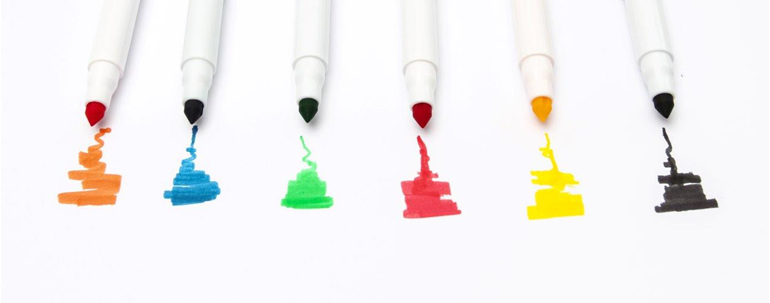 Edible Ink Markers Set 1